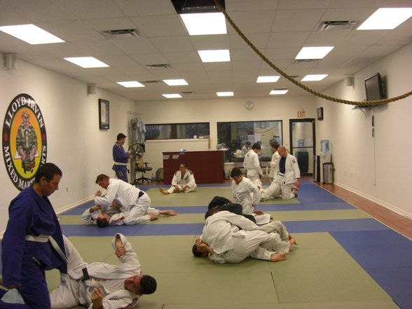 Jiu Jitsu Basics Classes in Naples, FL